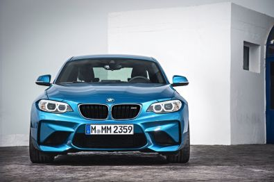 BMW M2 Coupe 2015 Frontansicht