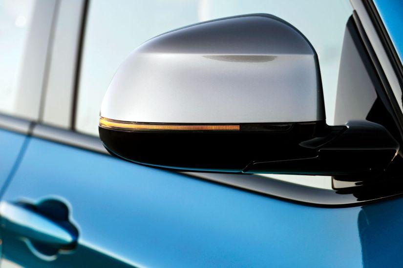 BMW X4 M40i 2015 Außenspiegel Dynamischer Blinker