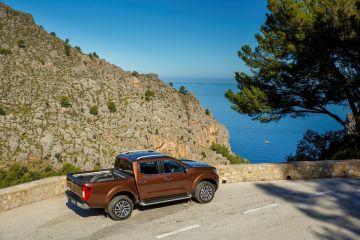 Und noch ein neuer Pick-up: Der Nissan NP300 Navaro
