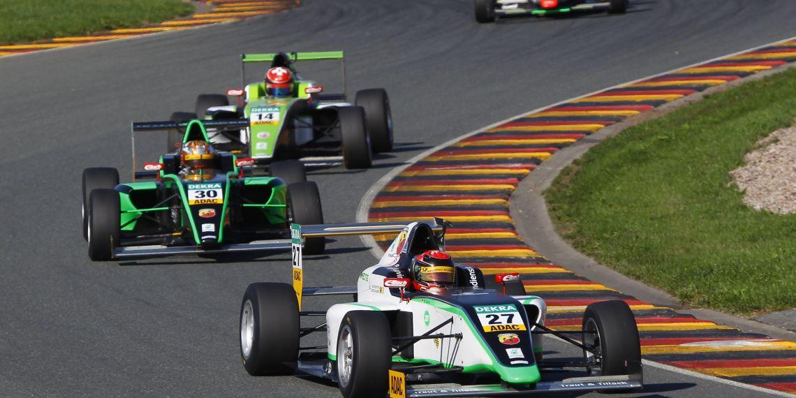 ADAC Formel 4: Termine 2016