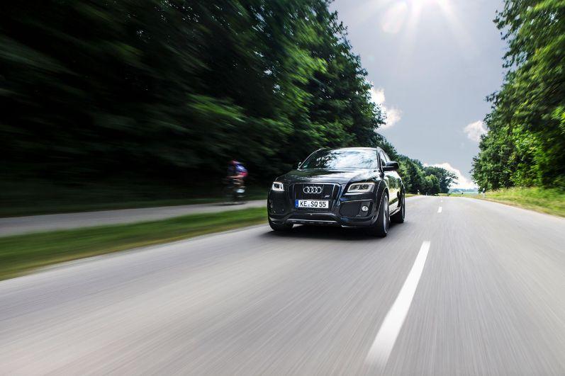 ABT Audi SQ5 2015 Dynamisch