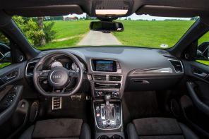 ABT Audi SQ5 2015 Innenraum