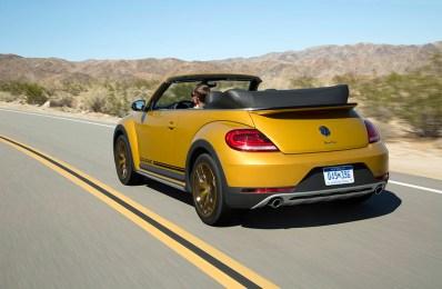 Das neue Volkswagen Beetle Dune Cabriolet
