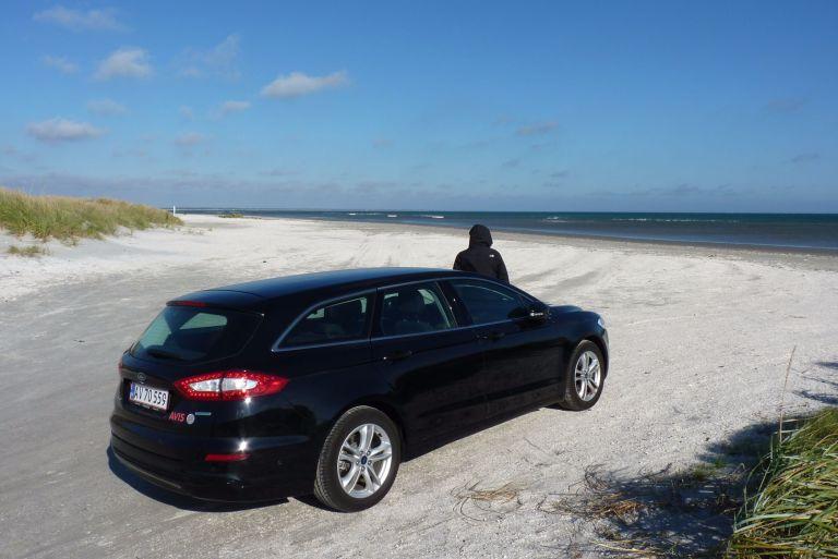 Mit dem Auto durch Nordjüdland