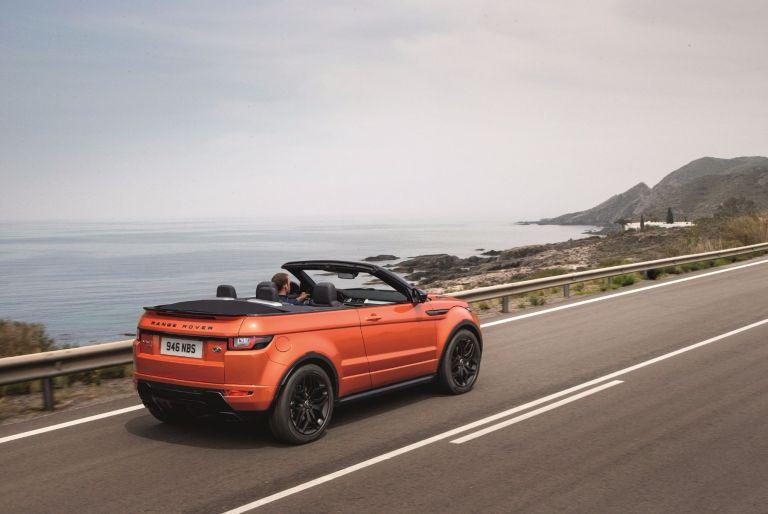 Range Rover Evoque Cabriolet - Der offene Luxus-Geländewagen