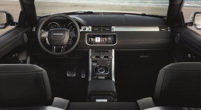 Range Rover Evoque Cabrio 2015 Interieur