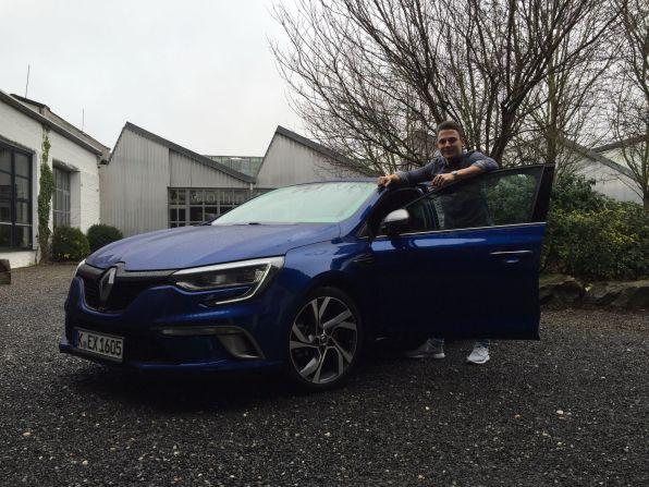 Renault Megané Tim Litterst
