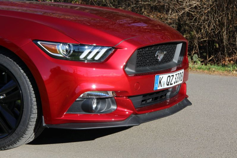 Ford Mustang 2015 Cabrio Front