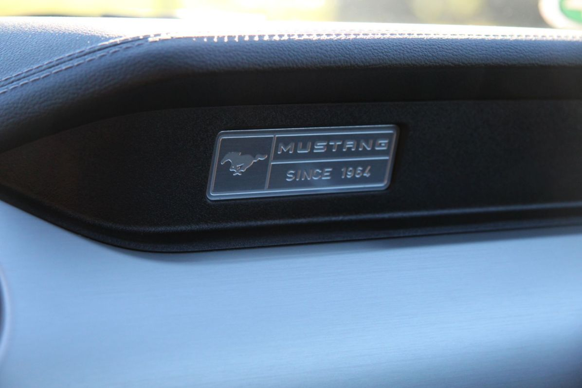 Ford Mustang Convertible 2015 Mustang since 1964