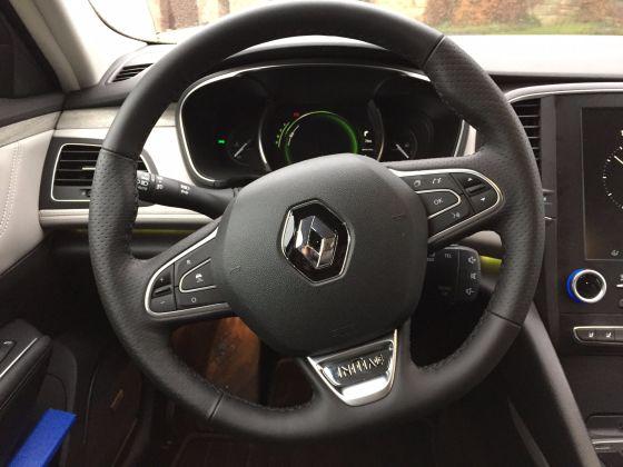 Renault Talisman Lenkrad