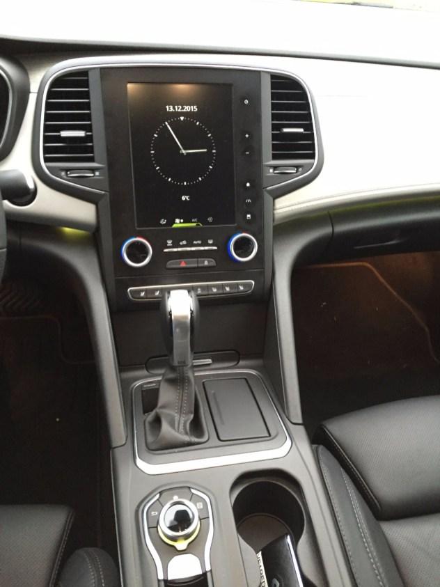 Renault Talisman Mittelkonsole