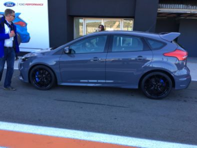 Ford Focus Rennstrecke RS 2016