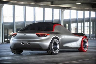Opel-GT-Concept Seitenansicht