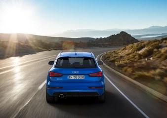 Audi RS Q3 performance Heck