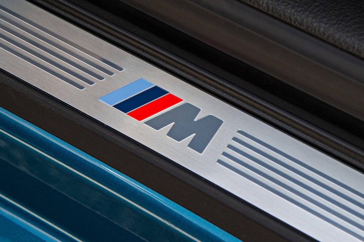 BMW M2 Coupe Einstiegsleiste