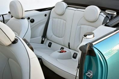 Rückbank MINI Cabrio F56