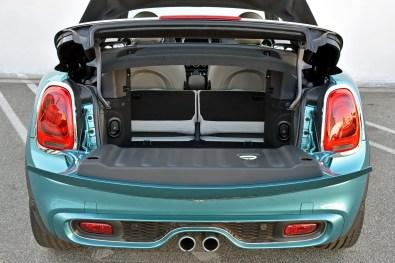 Easy Open Funktion MINI Cabrio