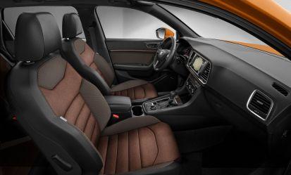 Seat Ateca Innenraum