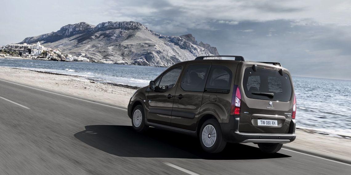 Peugeot Partner - Großraumlimousine auch mit PureTech-Motor