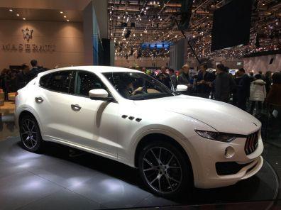 Maserati SUV - Joa ... geht so