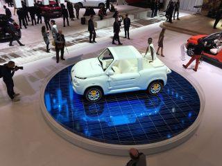 Citroen Mehari - Luftiges Freizeitauto mit Plastik-Karosserie