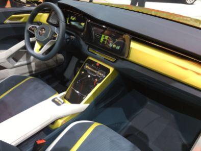 VW T-Cross Breeze Cockpit