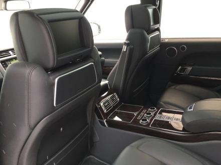 Range Rover SVAutobiography Innenraum