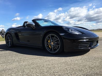 Porsche Boxster neues Design