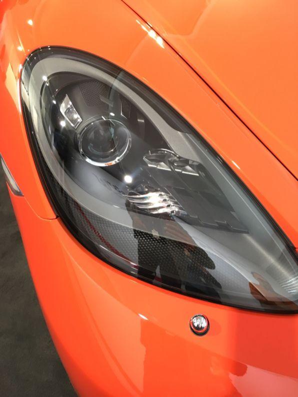 Porsche Boxster S 718 LED Frontleuchte