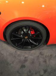 Porsche Boxer S 718 Felge