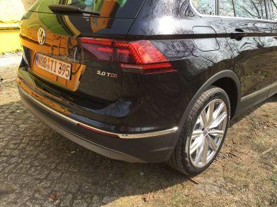 VW Tiguan 2016 Heckleuchte