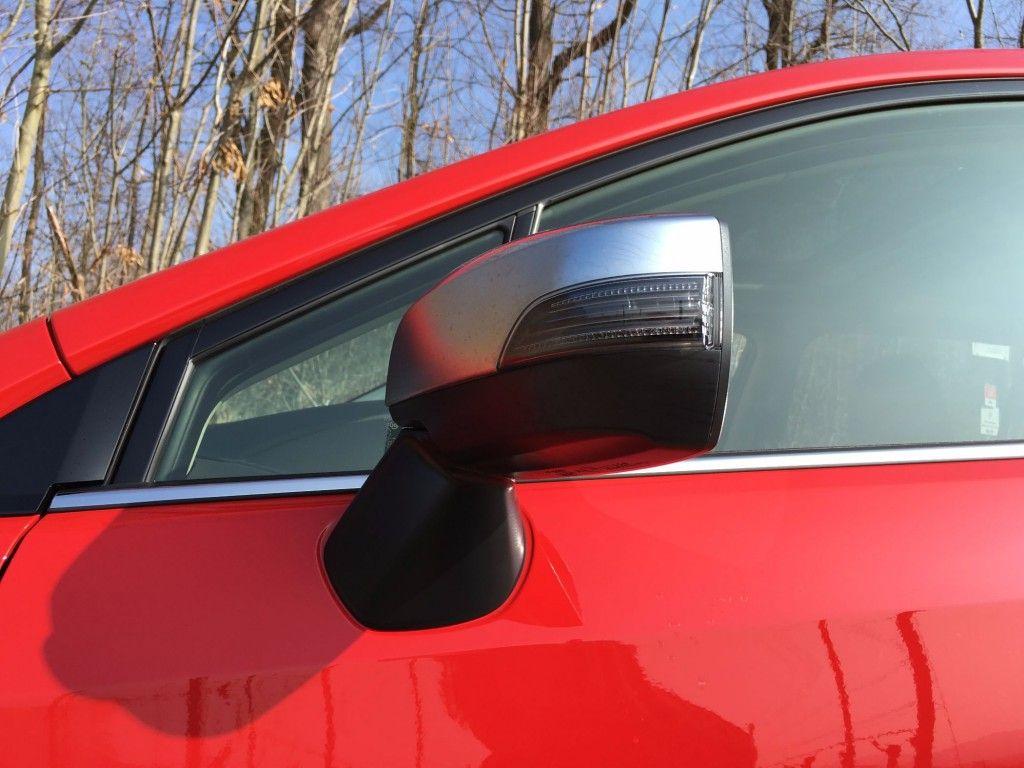 Subaru Levorg Seitenspiegel