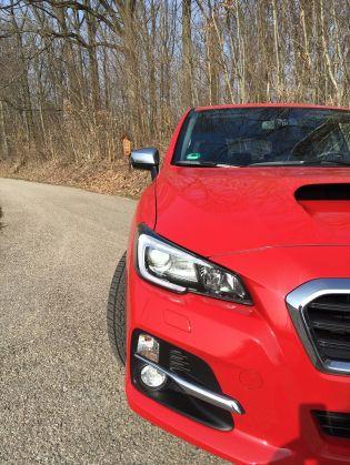 Subaru Levorg Scheinwerfer