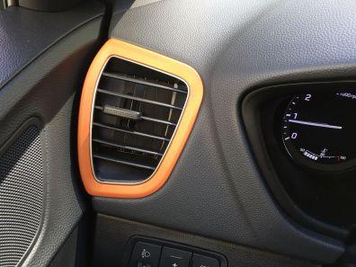 Hyundai i20 Active Luftausströmer