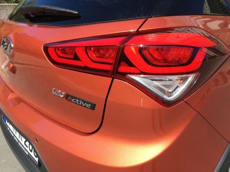 Hyundai i20 Active Heckleuchte