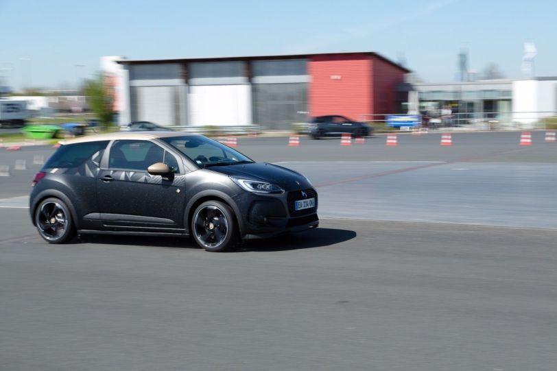 DS3 ohne Citroën Doppelflügel