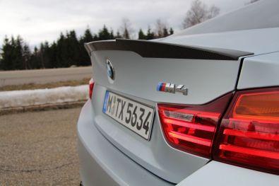 BMW M4 2016 Carbon Spoiler