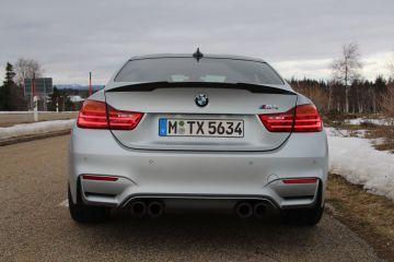 BMW M4 Coupé - von Autofans zu Recht vergöttert?