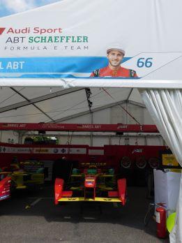 Daniel Abt Formel E Berlin 2016
