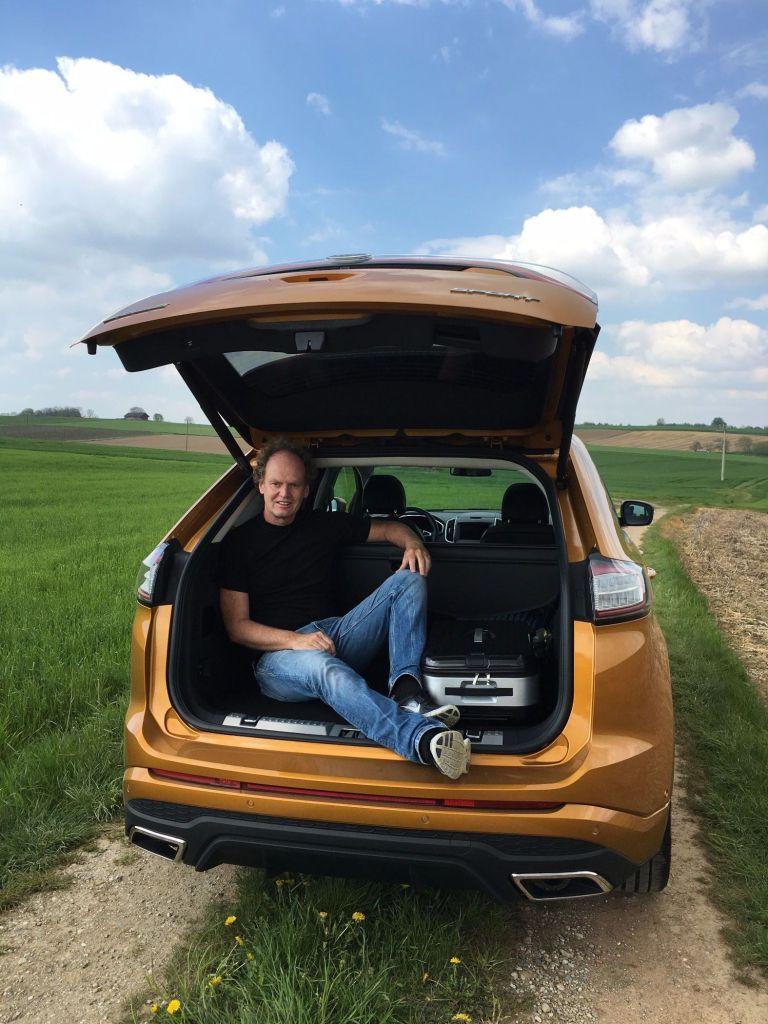 Ford Edge - europäisierter Ami-SUV kommt nach Deutschland