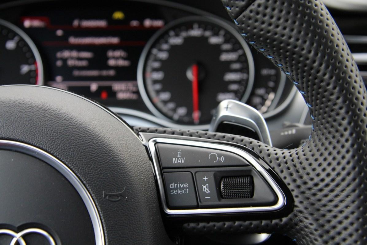 Audi RS 7 Performance Cockpit