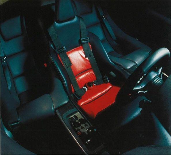 McLaren F1 Cockpit