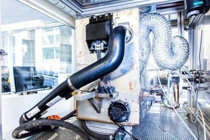 Nissan entwickelt Brennstoffzellen-Fahrzeug mit Bioethanol als Kraftstoff