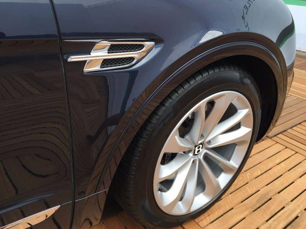 Bentley Bentayga Felge