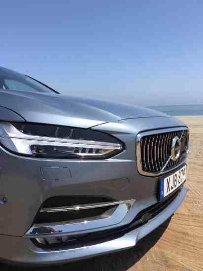 Volvo S90 Front