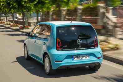 Volkswagen up Heck