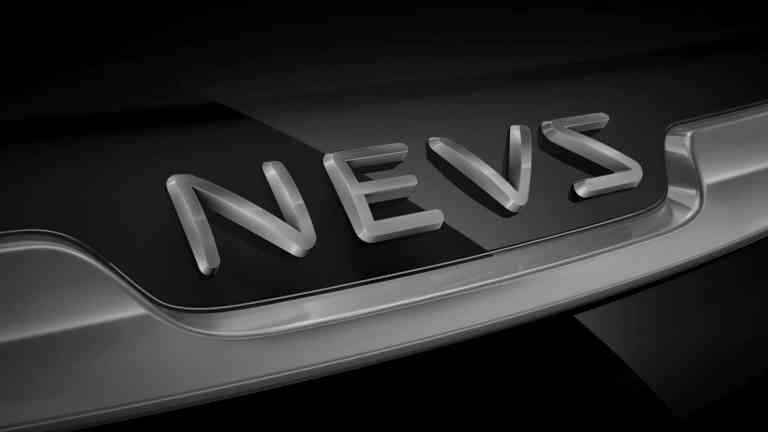 Aus Saab wird NEVS