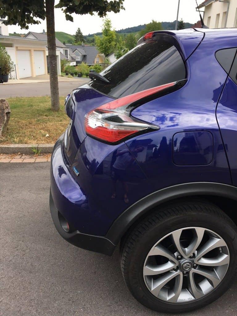 Nissan Juke Felge