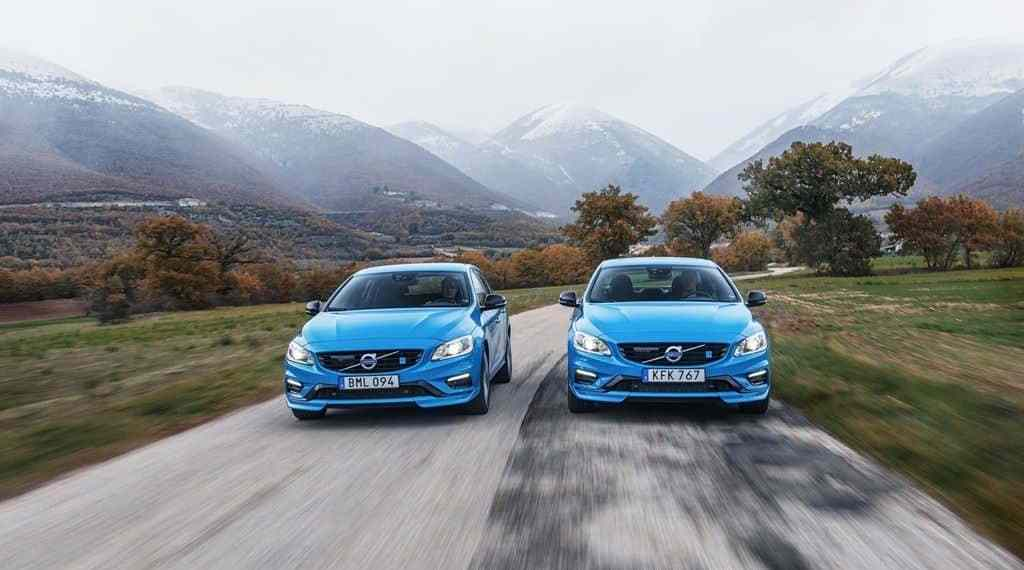 Volvo S60 und V60 Polestar bestellbar
