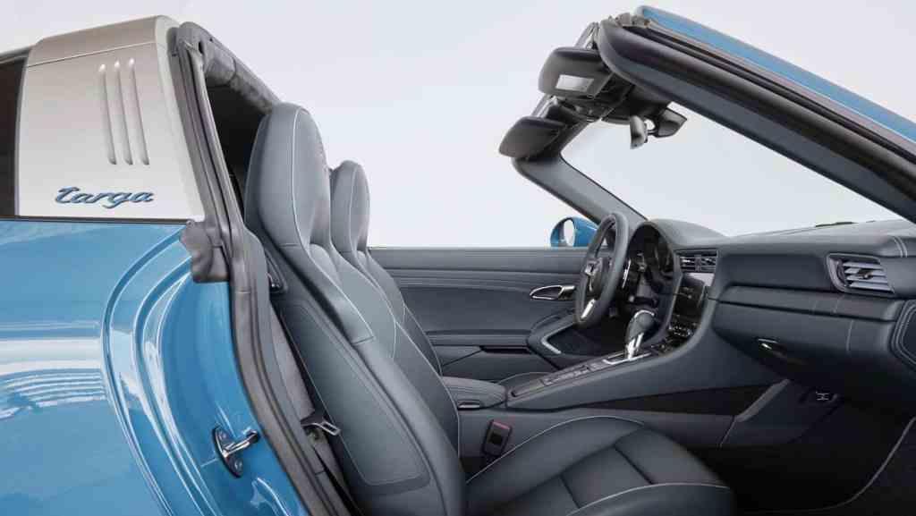 911 Targa 4S Exclusive Design Edition beim Oldtimer-Grand-Prix